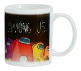 kubek ceramiczny AMONG US wzór A1