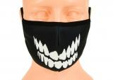 maseczka ochronna zęby3 ROZMIAR L wzór M43