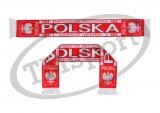 szalik drukowany POLSKA dwustronny wzór DR-2