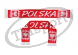 szalik drukowany POLSKA dwustronny wzór DR-4