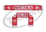 szalik drukowany POLSKA dwustronny wzór DR-6