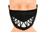 maseczka ochronna zęby8 ROZMIAR L wzór M48