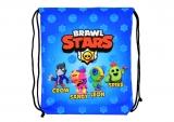 worek szkolny BRAWL STARS wzór B5