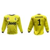 bluza bramkarska SZCZĘSNY Juventus żółta