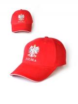 czapka z daszkiem POLSKA męska (CD-1)