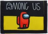 portfel AMONG US portfelik rozkładany wzór P10
