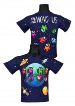 koszulka AMONG US wzór A2
