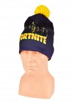 czapka zimowa FORTNITE wzór F12