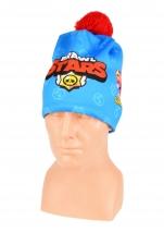 czapka zimowa BRAWL STARS wzór B5