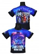 koszulka FORTNITE dziecięca wzór F4