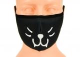 dziecięca maska KOTEK ochronna rozmiar S wzór M87