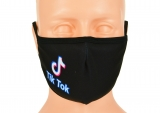 dziecięca maska TIK TOK rozmiar S wzór T2