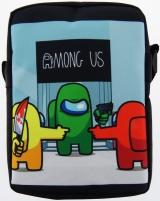 torebka saszetka na ramię AMONG US wzór T2 (T7)