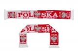szalik dziany POLSKA dwustronny - wzór 1