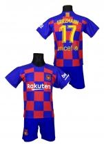 strój piłkarski GRIEZMANN Barcelona