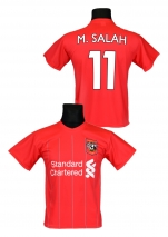 koszulka sportowa SALAH Liverpool