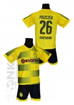 strój sportowy PISZCZEK Dortmund