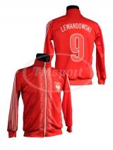 bluza sportowa LEWANDOWSKI Polska wzór 1