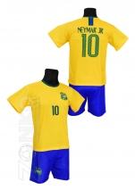 strój sportowy NEYMAR Brazylia