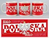 kubek ceramiczny POLSKA - wzór 1