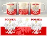 kubek ceramiczny POLSKA - wzór 3