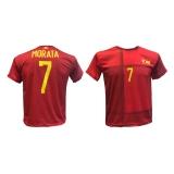koszulka sportowa MORATA Hiszpania