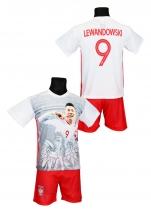 strój sportowy LEWANDOWSKI Polska FOTO