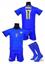 strój piłkarski + getry IMMOBILE Włochy