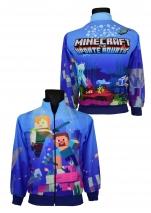 bluza MINECRAFT dresowa wzór M3