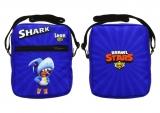 torebka saszetka na ramię LEON SHARK BRAWL STARS wzór B4