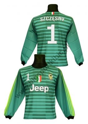 bluza bramkarska SZCZĘSNY Juventus