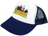 czapka FORTNITE z daszkiem dziecięca granat D11