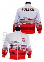 bluza sportowa POLSKA - wzór 2