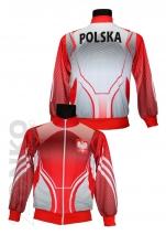bluza sportowa POLSKA - wzór 3