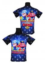 koszulka BRAWL STARS GALE wzór B8