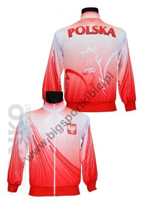 bluza sportowa POLSKA - wzór 5