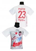 koszulka sportowa PIĄTEK Polska foto