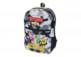 plecak BRAWL STARS jednokomorowy wzór B6