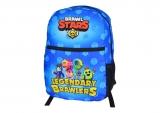 plecak BRAWL STARS jednokomorowy wzór B5