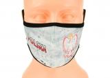 maska ochronna na twarz POLSKA szara ROZMIAR L wzór M57