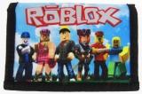 portfel ROBLOX portfelik rozkładany wzór P6