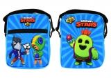 torebka saszetka na ramię LEON BRAWL STARS wzór B3